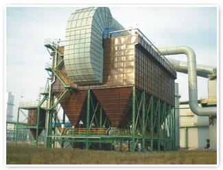 特鋼LCM袋式脈沖除塵系統