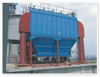氣箱式脈沖除塵系統
