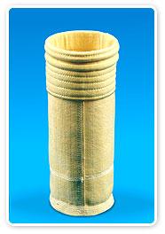 玻纖化纖復合針刺氈濾料--鋼鐵行業專用濾料(LNFH-Ⅰ型)