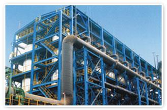 煤氣干法除塵系統