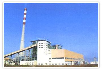 內蒙古包鋼發電廠除塵項目