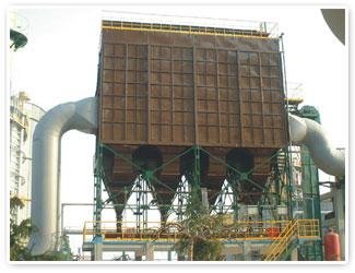 鋼鐵環境除塵系統